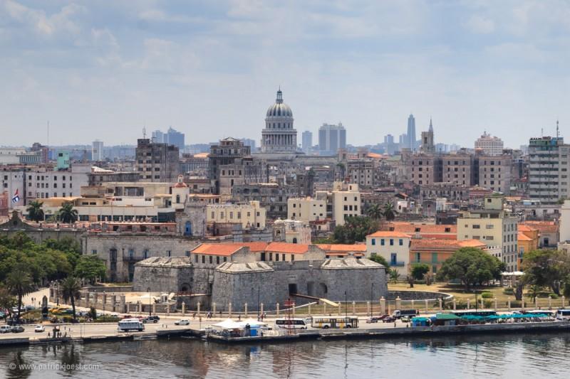 Havana (La Habana) Cityscape, Cuba