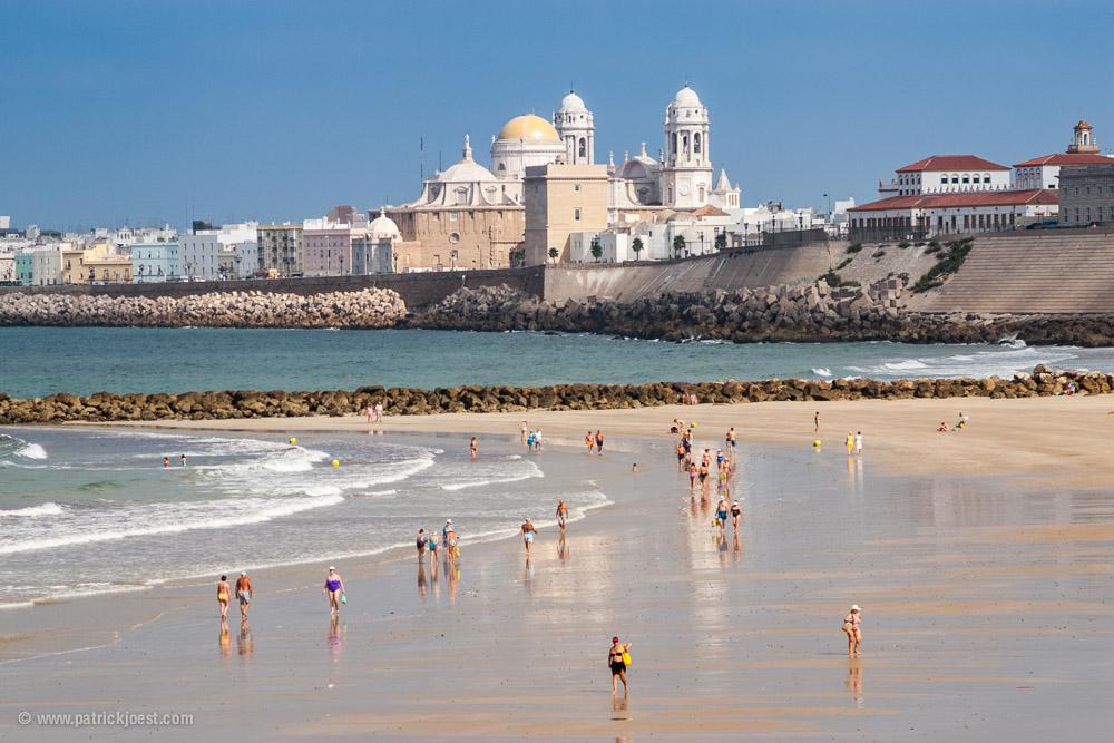 Cádiz Beach - Patrick Jöst Photography