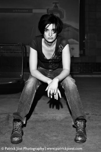 Actress Amor Schumacher
