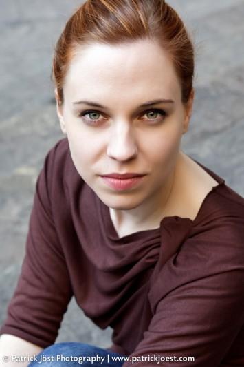 Austrian Actress Stefanie Elias