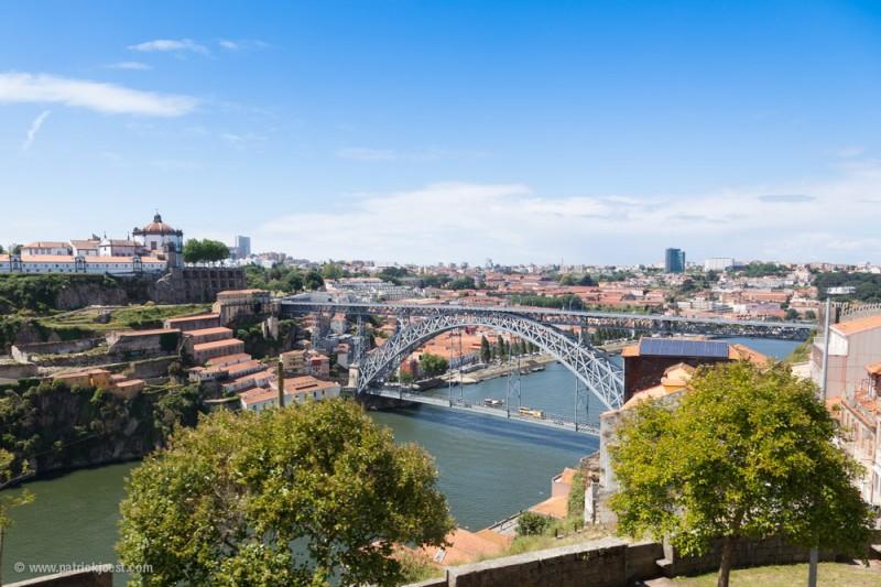 Luís I. Bridge in Porto