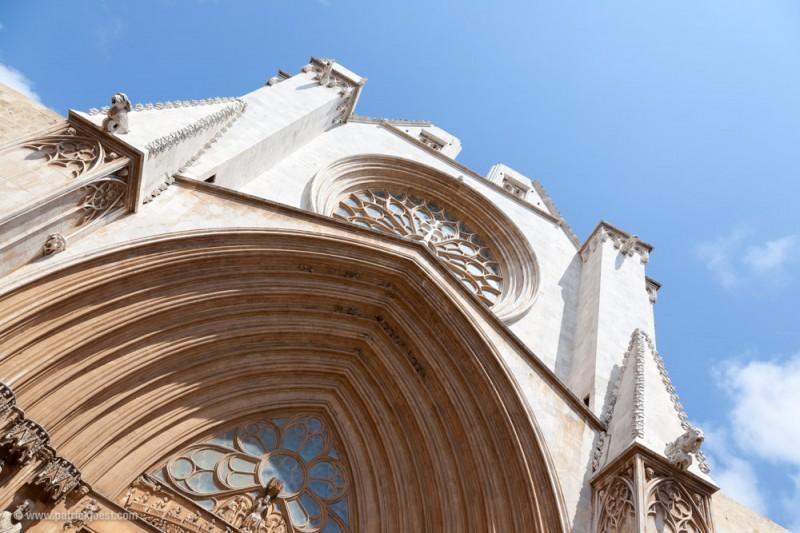 Tarragona Cathedral (Entrance)