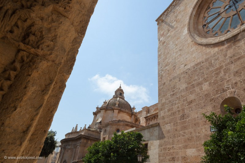 Tarragona Cathedral (Side)