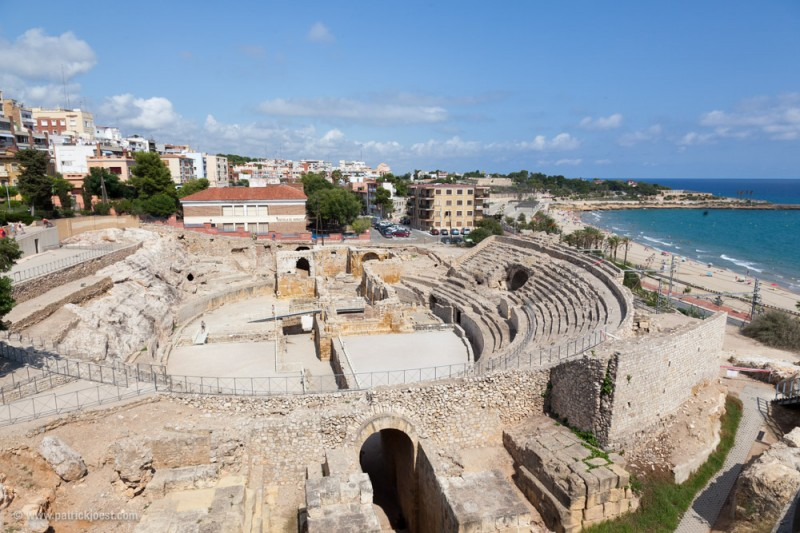 Tarragona Roman Amphitheatre