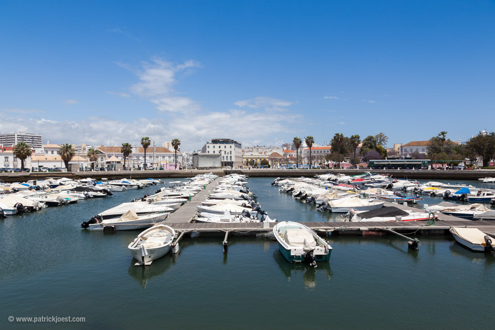 Port of Faro (Algarve)